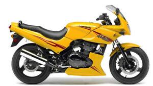 2007 Kawasaki EX500R Ninja Parts