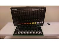 Roland tr8(808/909) drum machine and roland system 1 for swap