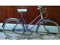 Raleigh Caprice Classic Retro ladies bike