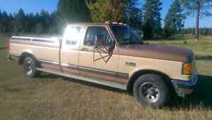 1987 FORD  f-150 for sale