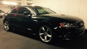 2011 Audi A5 2.0L Premium Coupe (2 door)