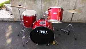 Supra Drum Set