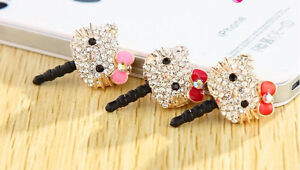 WHOLESALE LOT! HELLO KITTY CELL/TABLET CASE CHARMS and PLUGS West Island Greater Montréal image 2