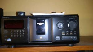 Sony CDP-CX355 Mega storage 300CD changer
