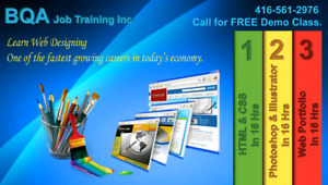 FREE DEMO CLASS OF WEB DESIGNING COURSE ON WEEKENDS