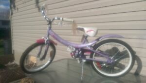 Cream Soda 20 inch Girls bike