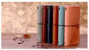 Brand New Leather Refillable Dairy Notebook Journal Book, Kitchener / Waterloo Kitchener Area image 8