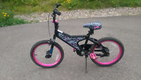 Girl's 18' Monster High bike