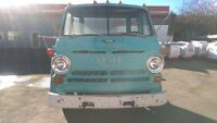 1965 Fargo L600 cab over project
