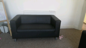 Ikea leather | Dining & Living Room Furniture for Sale | Gumtree