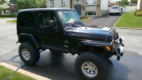 2005 Jeep TJ Rocky Mountain