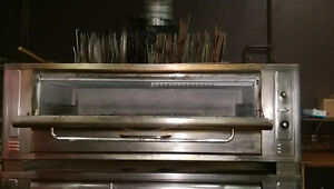 Large Commercial Oven - OBO