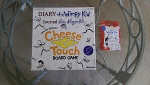 ~Diary of a Wimpy Kid board game & card game~ $8 for both