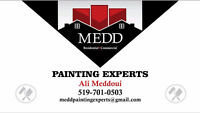 MEDD Painting Experts / Interior Painting