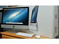 "Apple I mac 21.5"""