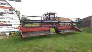 Massey Ferguson 200 Swather