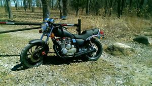 1984 Yamaha XJ650