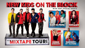 New Kids on the Block tickets in Toronto - June 19/19