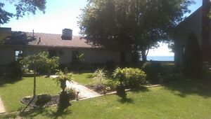 125 FEET OF BEACH, COTTAGE ON LAKE ERIE