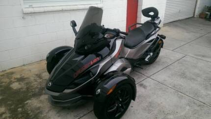2012 BRP CAN-AM RSS SPYDER AS NEW