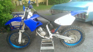 1996 Yamaha yz125 no trades cash only