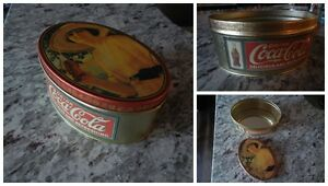 *Vintage* 1984 Coca Cola Collectors Tin