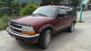 1998 Chevrolet Blazer LS Other