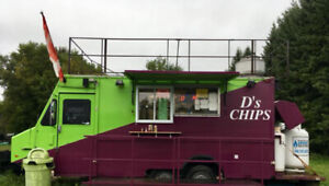 Business for sale Food Truck with LAND