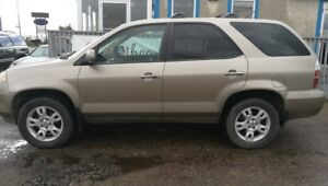 2004 Acura MDX Touring    sold sold  sold