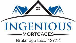 Mortgages!! First, Second - INGENIOUS MORTGAGES