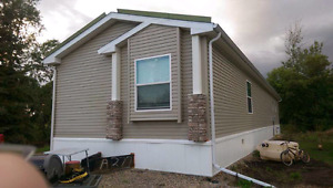 2012 modular home to be moved