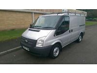 FORD TRANSIT 300 SWB LOW ROOF 2.2 FWD 140 BHP 6 SPEED SILVER 2012 62