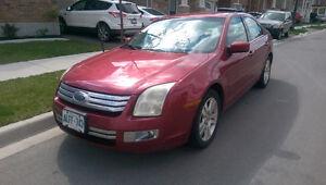 2006 Ford Fusion SEL Sedan-AS IS