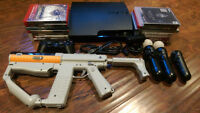 PS3 Slim 320GB: Games: Playstation Move System