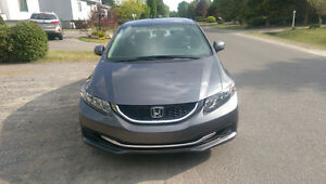 2013 Honda Civic LX Berline