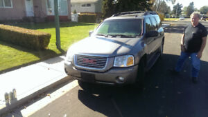 2006 GMC Envoy Extended Cab. New windshield and much more