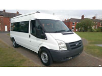 Ford TRANSIT 13/15 SEATER MINI BUS X MOD 1 OWNER F/S/H