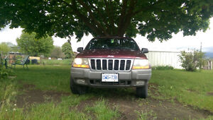 1999 Jeep Grand Cherokee Kelowna