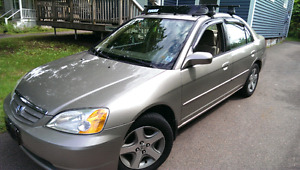 2003 Honda CIVIC LX Sedan - NEW MVI