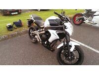 Kawasaki er6n 2012. Grab a bargain