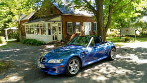 2000 BMW-Z3 M Roadster (AUTHENTIQUE)