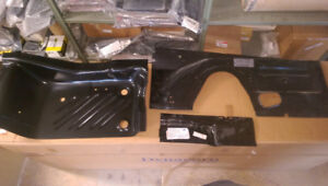 72-74 Cuda body panels  will fit other models)