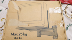 new Ikea observator wall mounted tv stand