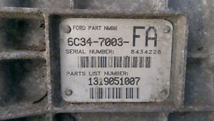 Zf6 Ford F-250