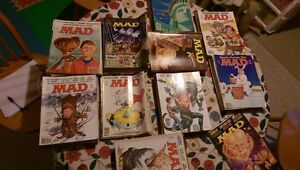 MAD magazine collection for sale