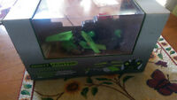 Glow in the dark RC Helicopter. Twin Blade