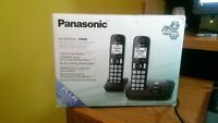 Panasonic cordless 6.0 phones