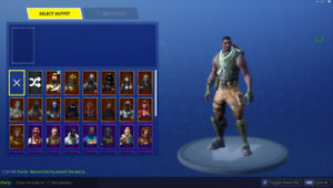 Fortnite account