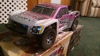 Fury 2WD Electric RC Truck