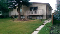 Very clean, 3 BR Main floor unit for rent in Killarney SW